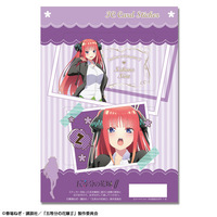 Card Stickers - The Quintessential Quintuplets / Nakano Nino