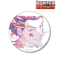 Ani-Art - Hunter x Hunter / Hisoka