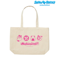 Tote Bag - SHOW BY ROCK!! / Ruhuyu & Delmin & Himeko & Howan