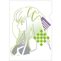 Plastic Folder - Code Geass / C.C.