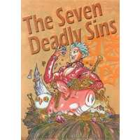 Plastic Folder - The Seven Deadly Sins / Gowther & Meliodas