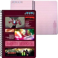 Notebook - TIGER & BUNNY / Barnaby Brooks Jr.