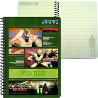 Notebook - TIGER & BUNNY / Wild Tiger