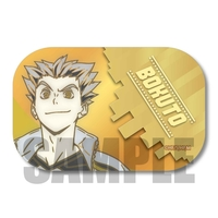 Square Badge - Haikyuu!! / Bokuto Koutarou
