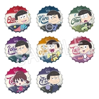 Trading Badge - Acrylic Badge - Osomatsu-san
