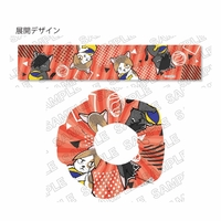Hair Tie (Scrunchy) - Gyugyutto - Haikyuu!! / Nekoma High School