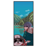 Towels - Yuru Camp / Shima Rin
