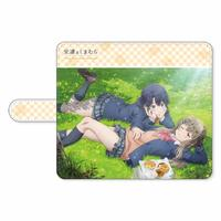 Smartphone Wallet Case - Adachi to Shimamura