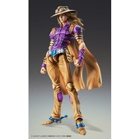 Super Action Statue - Jojo Part 7: Steel Ball Run / Gyro Zeppeli