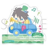 Acrylic stand - Stand Pop - IM@S SideM / Akuno Hideo