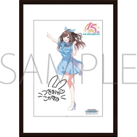 Original Drawing (Replica Illustration) - IM@S / Tsukioka Kogane