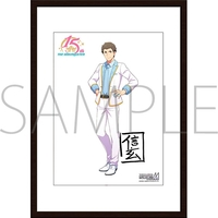 Original Drawing (Replica Illustration) - IM@S SideM / Shingen Seiji