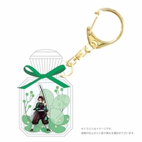 Key Chain - Demon Slayer / Kamado Tanjirou