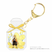 Key Chain - Demon Slayer / Agatsuma Zenitsu