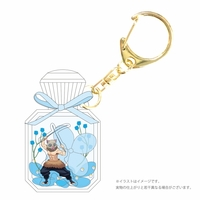 Key Chain - Demon Slayer / Hashibira Inosuke