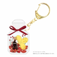 Key Chain - Demon Slayer / Rengoku Kyoujurou