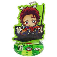 Stand Key Chain - Demon Slayer / Kamado Tanjirou