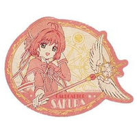 Stickers - Card Captor Sakura / Kinomoto Sakura
