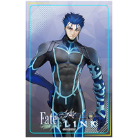 Card Stickers - Fate/EXTELLA / Cu Chulainn (Fate Series)