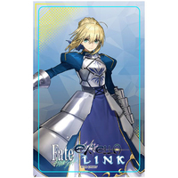 Card Stickers - Fate/EXTELLA / Saber & Altria