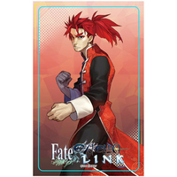 Card Stickers - Fate/EXTELLA / Li Shuwen (Fate Series)
