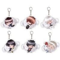 (Full Set) Acrylic Key Chain - Blood Blockade Battlefront