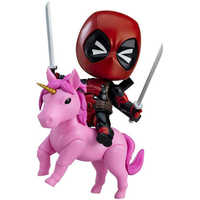 Nendoroid - Spiderman / Deadpool