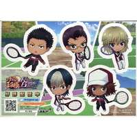 Stickers - Prince Of Tennis / Higa Middle School