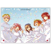 Acrylic Art Plate - The Quintessential Quintuplets