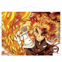 Tapestry - Demon Slayer / Rengoku Kyoujurou