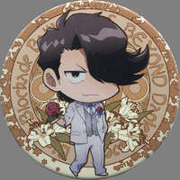 Trading Badge - Blood Blockade Battlefront / Daniel Law
