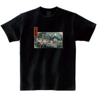 T-shirts - MONSTER HUNTER Size-M