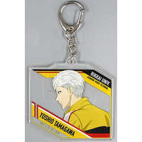 Trading Acrylic Key Chain - Prince Of Tennis / Rikkai University of Junior High School & Hyoutei