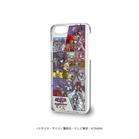 Smartphone Cover - iPhone8 case - GraffArt - Yu-Gi-Oh! Series