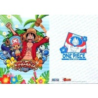 Plastic Folder - ONE PIECE / Luffy & Chopper