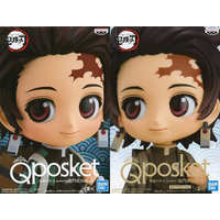 (Full Set) Q posket - Demon Slayer / Kamado Tanjirou