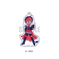 Acrylic Key Chain - SHOW BY ROCK!! / Crow