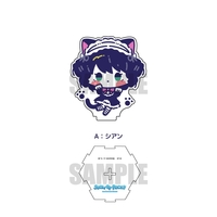 Stand Pop - Acrylic stand - SHOW BY ROCK!! / Cyan