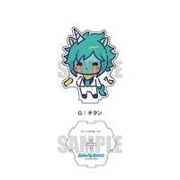 Stand Pop - Acrylic stand - SHOW BY ROCK!! / Chitan