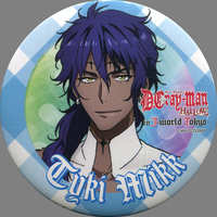 Trading Badge - D.Gray-man / Tyki Mikk