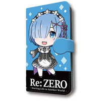 Mirror - Smartphone Wallet Case for All Models - Re:ZERO / Rem