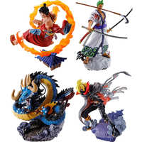 (Full Set) Trading Figure - ONE PIECE / Zoro & Luffy